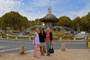 La Rotonde in Aix